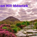 Napoleon Hill idézetek