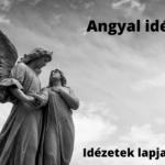 Idézetek angyalokról