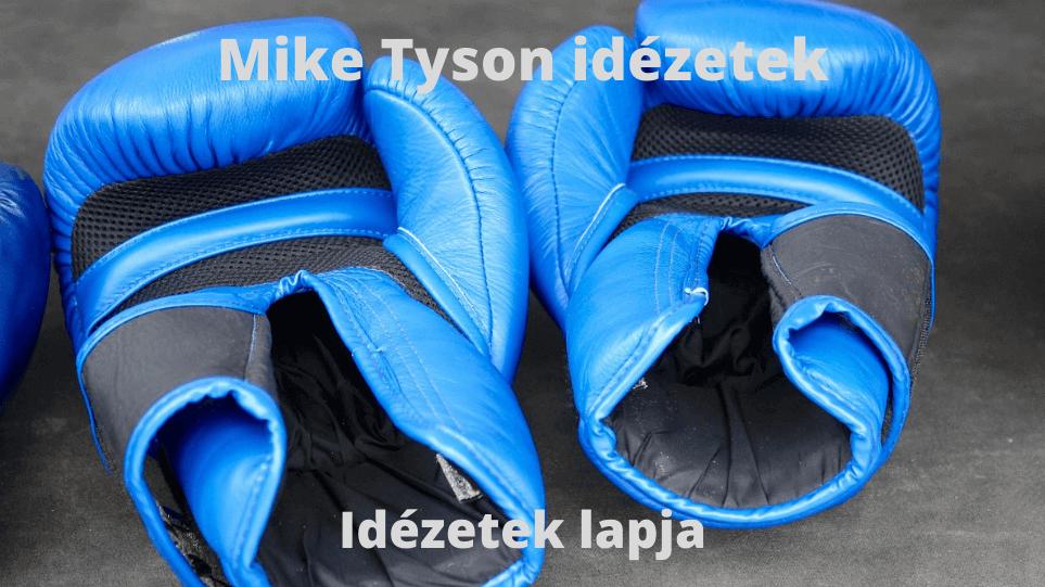 Mike Tyson idézetek