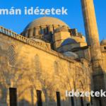 Szulejmán idézetek